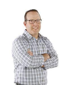 Vince Press Headshot