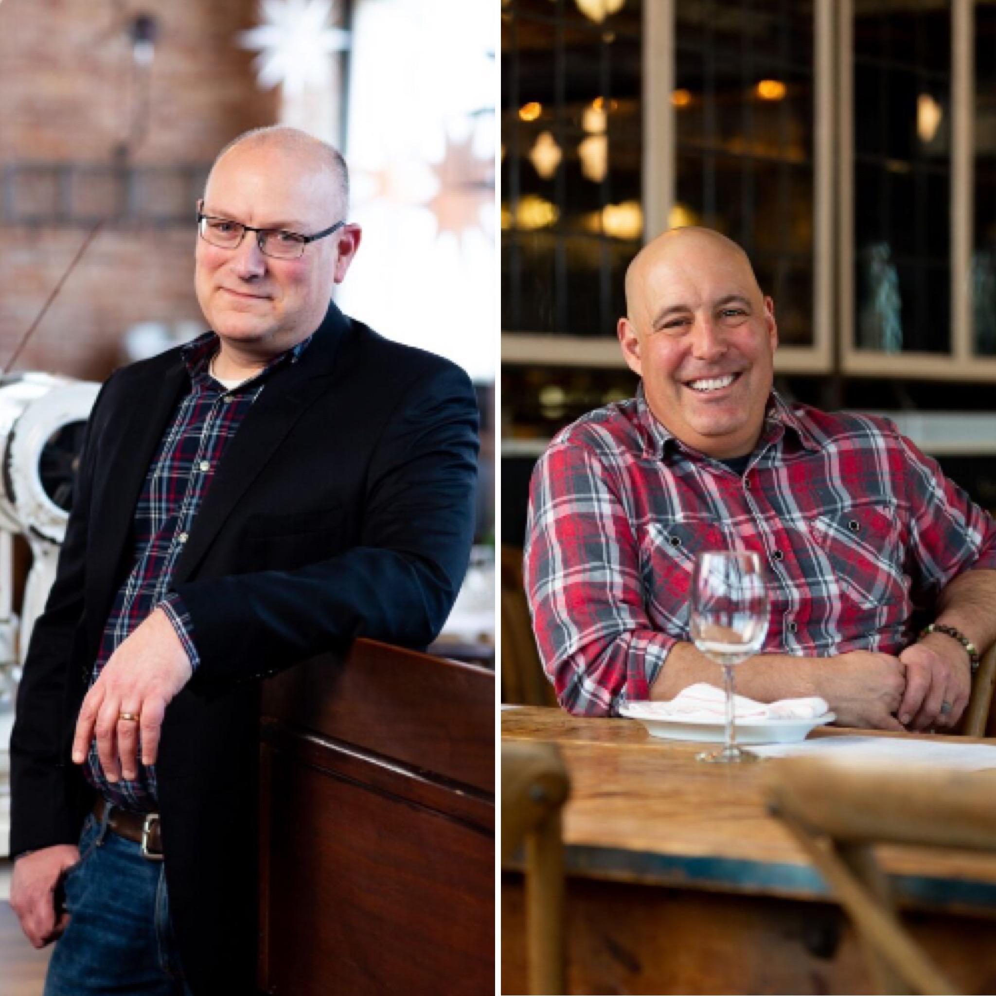 Rochester Food Net Live – Adam Wilcox and Kurt Brownell