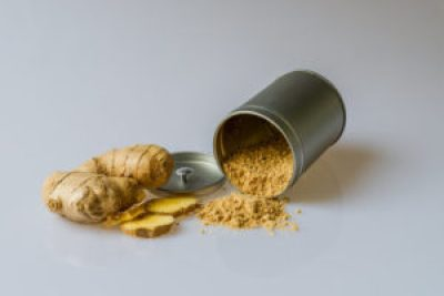 Ginger for pain relief