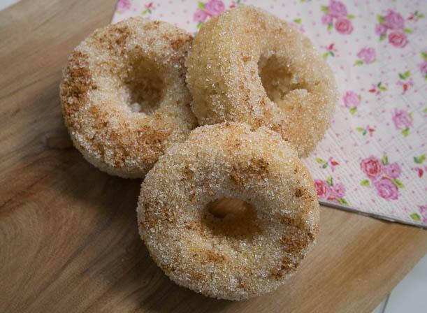 Glutenvrije oven donuts   Foodaholic.nl
