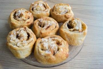 Appel- en kaneelrolletjes   Foodaholic.nl