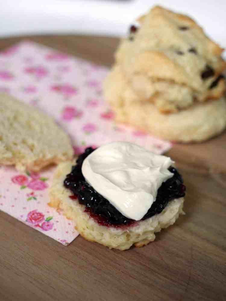 Glutenvrije scones | Foodaholic.nl