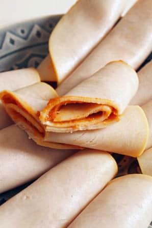 Kipfilet rolletjes | Foodaholic.nl