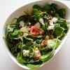 Salade met geitenkaas en peer   Foodaholic.nl