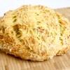 Makkelijk brood met kaas, ham en bieslook | Foodaholic.nl
