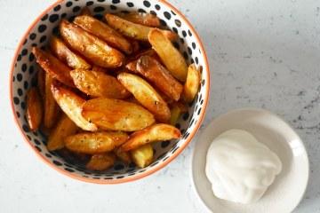 Aardappelpartjes uit de oven | foodaholic.nl