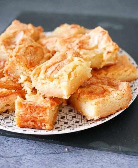 Boterkoek met appel | Foodaholic.nl