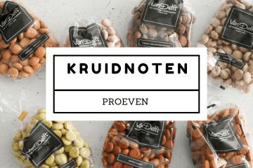 Verschillende smaken kruidnoten proeven | Foodaholic.nl