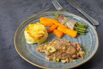 Kalfsoesters a la mama | Foodaholic.nl
