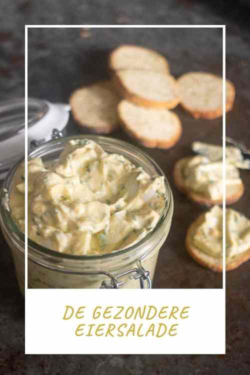 De gezondere eiersalade | Foodaholic.nl