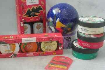 Kerst met The Body Shop | Foodaholic.nl
