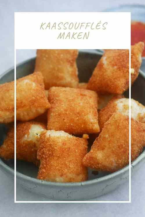 Kaassoufflés maken   Foodaholic.nl