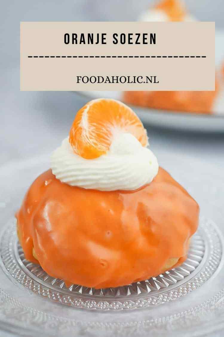 Oranje soezen - Pinterest | Foodaholic.nl
