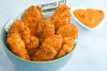 Kipvingers uit de airfryer | Foodaholic.nl