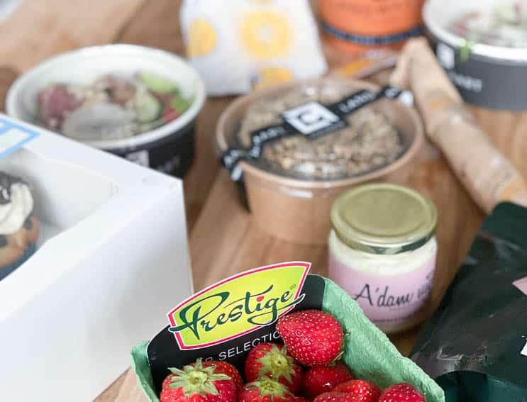 Boodschappen doen bij de Lokalist | Foodaholic.nl