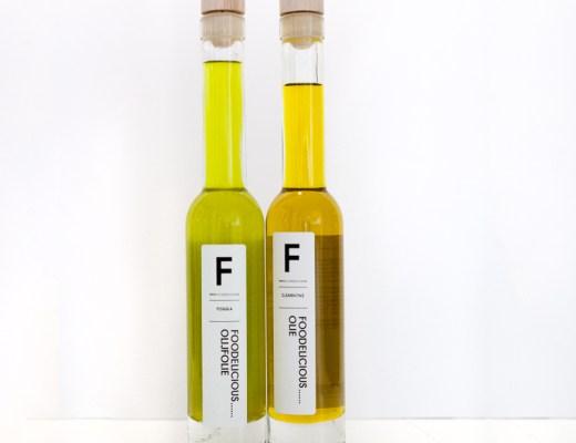 Foodelicious olijfolie