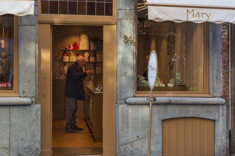 Vijf beste chocolatiers van Antwerpen - Mary