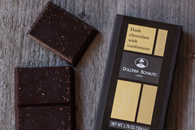 chocolade met kardemom