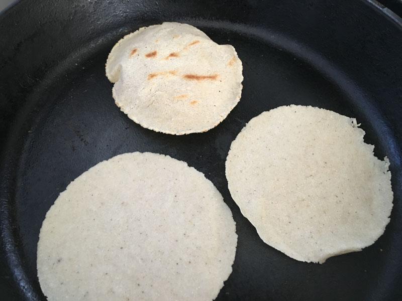 maistortilla's zelf maken