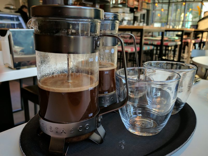 Ayla - koffie