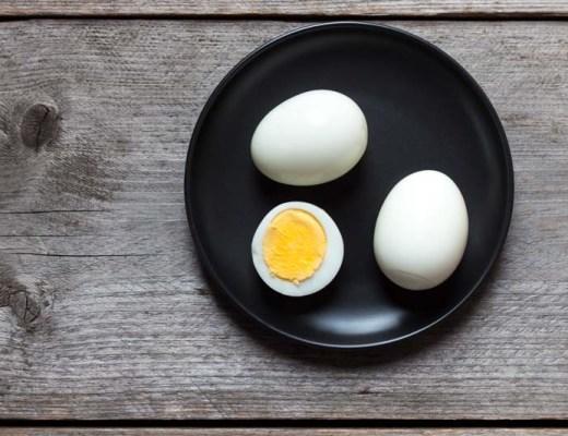 Perfecte hardgekookte eieren