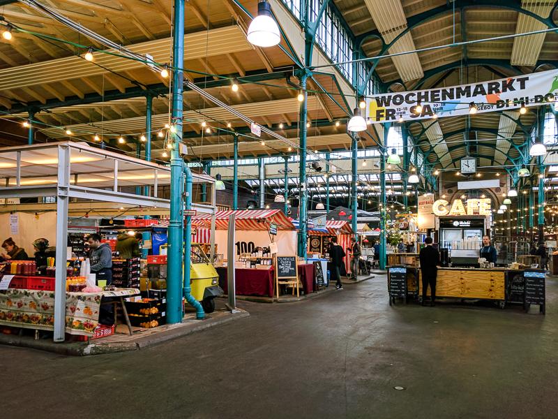 Berlijn - Markthalle Neun
