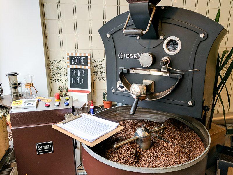 De beste koffie van Den Haag - BOON