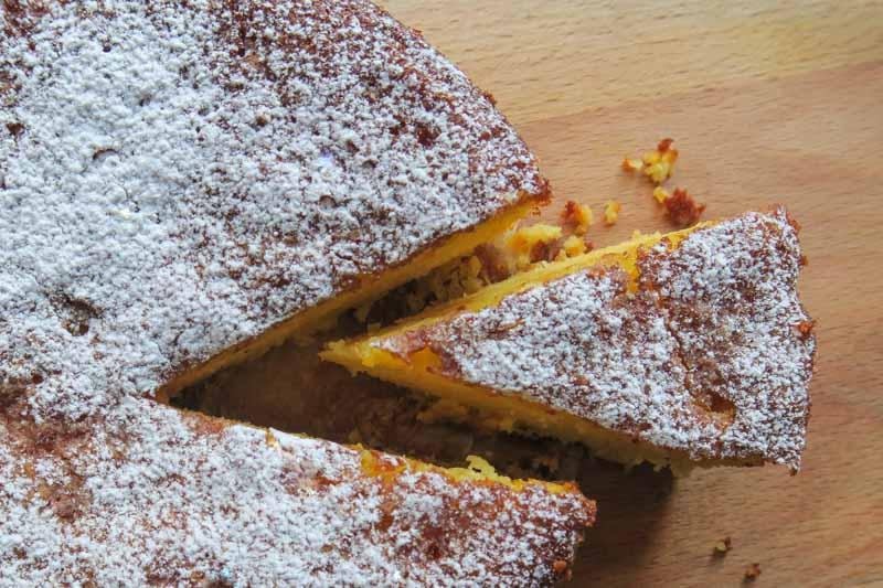 Glutenvrije Manderijncake van Rick Stein