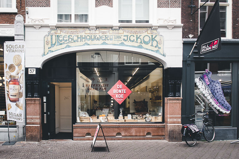 De Bonte Koe, Den Haag