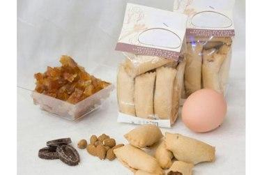 calzoncelli lucani cioccolato e mandorle forno sorelle palese basilicata lucania