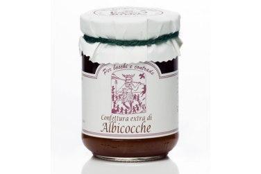 confettura extra di albicocche marmellata di albicocche boschi e contrade confettura italiana marmellata italiana basilicata lucania