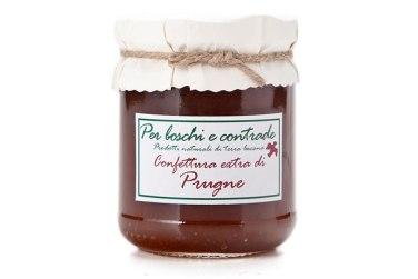 confettura extra di prugne marmellata di prugne boschi e contrade confettura italiana marmellata italiana basilicata lucania