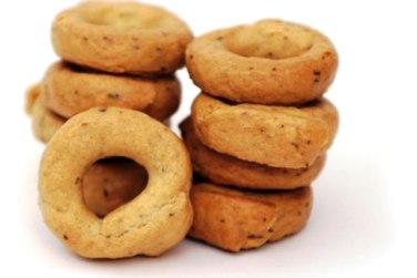 scaldatelli al finocchietto biscotti tradizionali antico forno lucano basilicata lucania