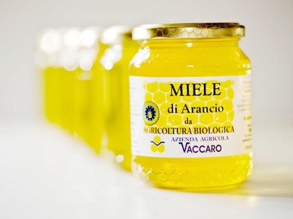 Miele bio di arancio miele biologico miele bio arancio azienda agricola vaccaro basilicata lucania