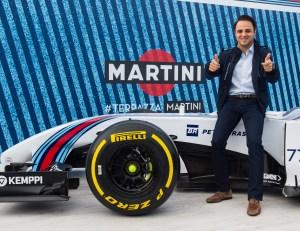 MARTINI Announce Bar Refaeli As Global Race Ambassador