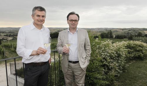 Giuliano D'Ignazi e Doriano Marchetti