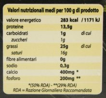 etichetta prodotti
