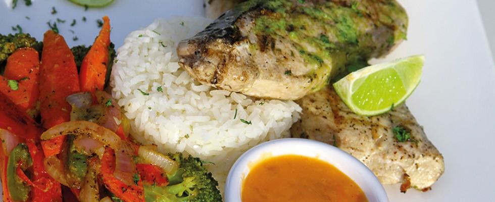 Fish Restaurant 12 Lock