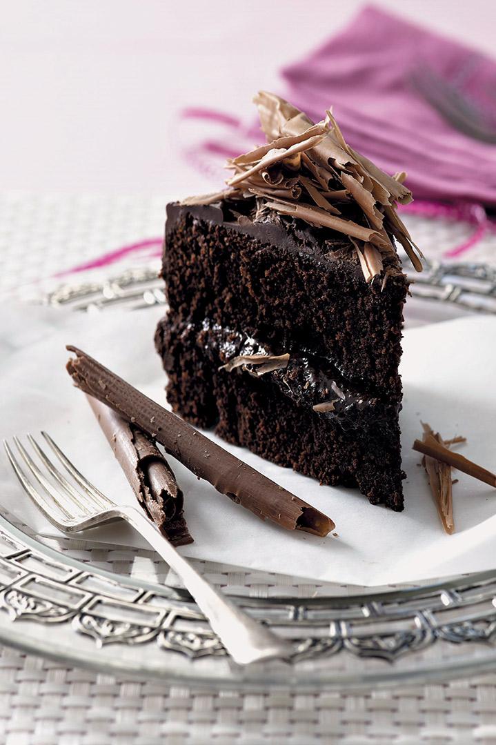 Chocolate Truffle Cake Food Amp Home Entertaining