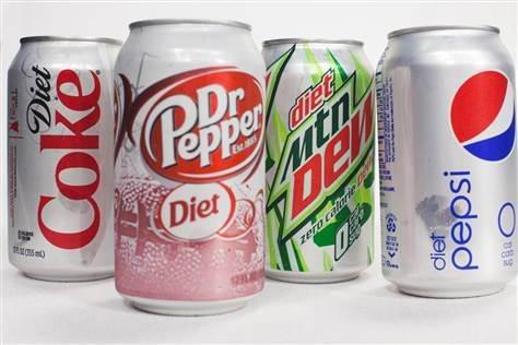 are diet sodas bad for you