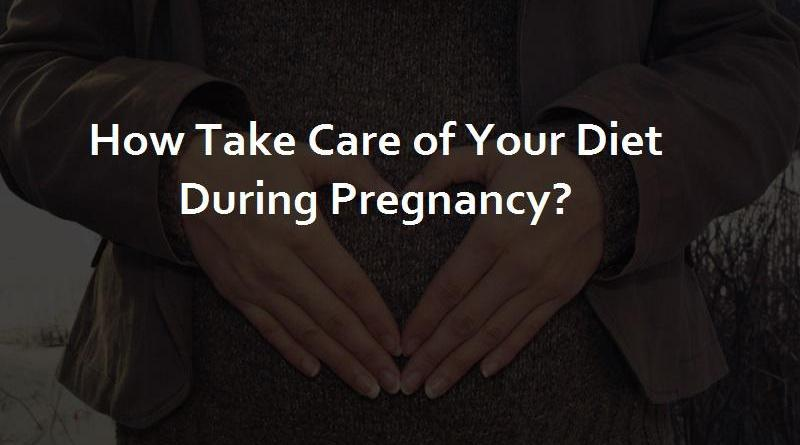 Tips for diet during pregnancy