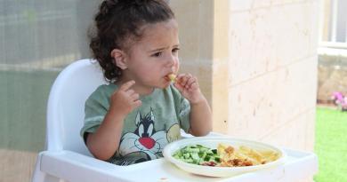 baby dietary needs
