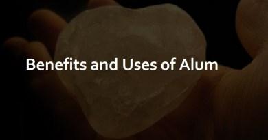 Benefits of Alum