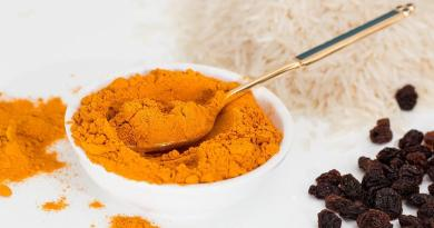 turmeric powder facts