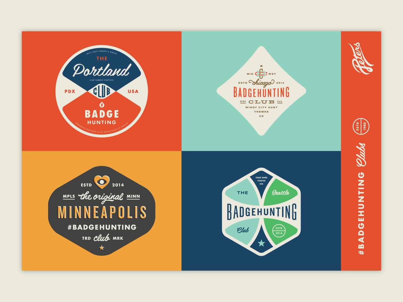 Clubs Sticker Sheet