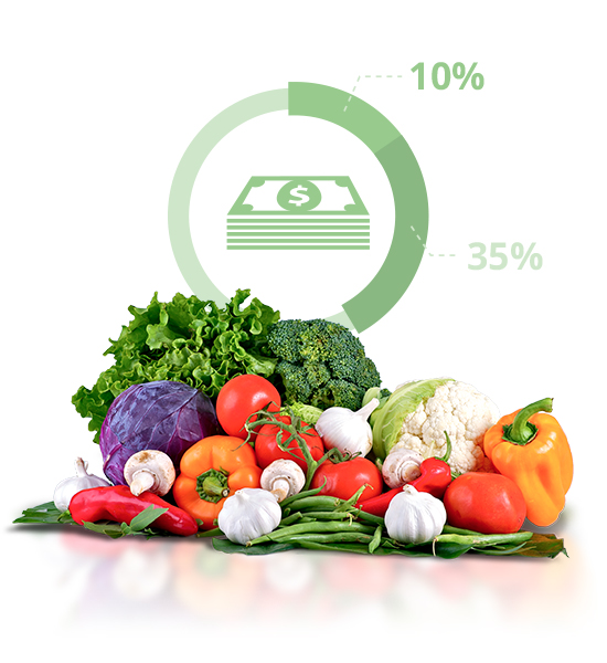 How Bulk Food Suppliers Can Help Reduce Head Start Budgets