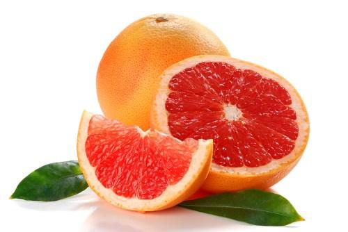 grapefruit-liver