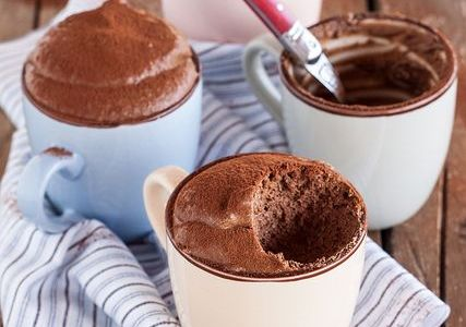 Food From the World: Mousse au Chocolat
