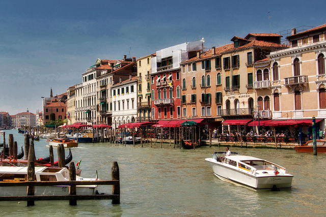 Venice, the city of love