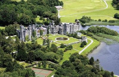 Ashford Castle Reopens in Ireland